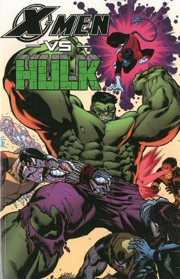 X-men Vs. Hulk by Christos Gage image