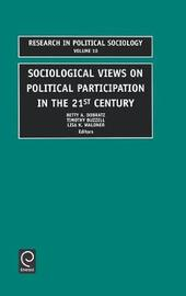 Sociological Views on Political Participation in the 21st Century image