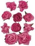 Kaisercraft Paper Blooms Hot Pink