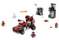 LEGO Batman Movie: Harley Quinn Cannonball Attack (70921) image
