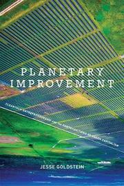 Planetary Improvement by Jesse Goldstein