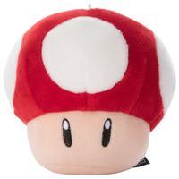 Mario Kart Mocchi Mocchi Small Plush - Mushroom