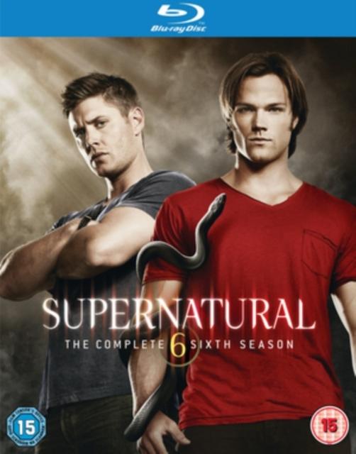 Supernatural: The Complete Sixth Season on Blu-ray
