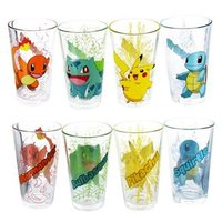 Pokemon: Starter Group - Pint Glass Set (4-Pack)