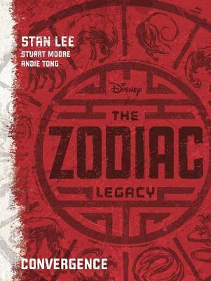 Disney The Zodiac Legacy: Convergence by Stan Lee