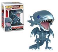 Yu-Gi-Oh! - Blue Eyes White Dragon Pop! Vinyl Figure image