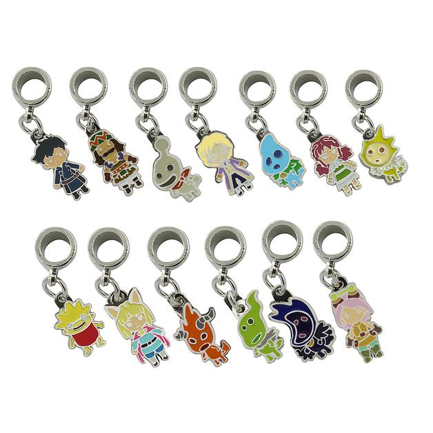 Ni-No-Kuni 2 - Charm Bracelet Set