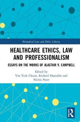 Healthcare Ethics, Law and Professionalism image