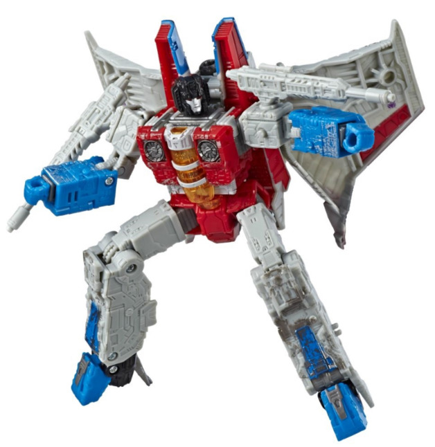 Transformers: War For Cybertron - Voyager - Starscream