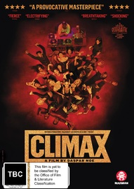Climax on DVD