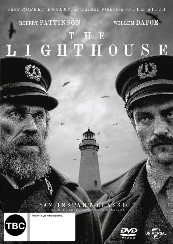 The Lighthouse on DVD