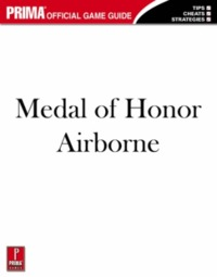 Medal of Honor: Airborne Prima Official Game Guide for PC Games image