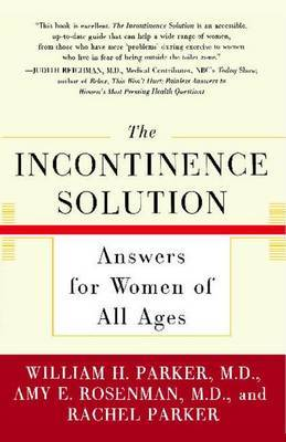 Incontinence Solution, the by ROSENMAN PARKER image
