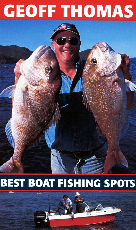 Best boat fishing spots geoff thomas book buy now at for Best fishing spots