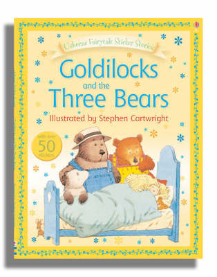 Goldilocks and the Three Bears by Heather Amery