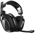 Astro A40 TR PC Gaming Headset (Black) for PC Games