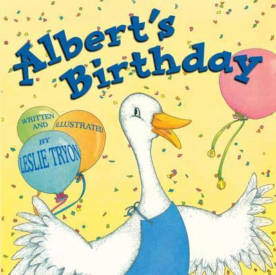 Albert's Birthday by Leslie Tryon image