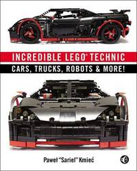 Incredible Lego Technic by Pawel Sariel Kmiec