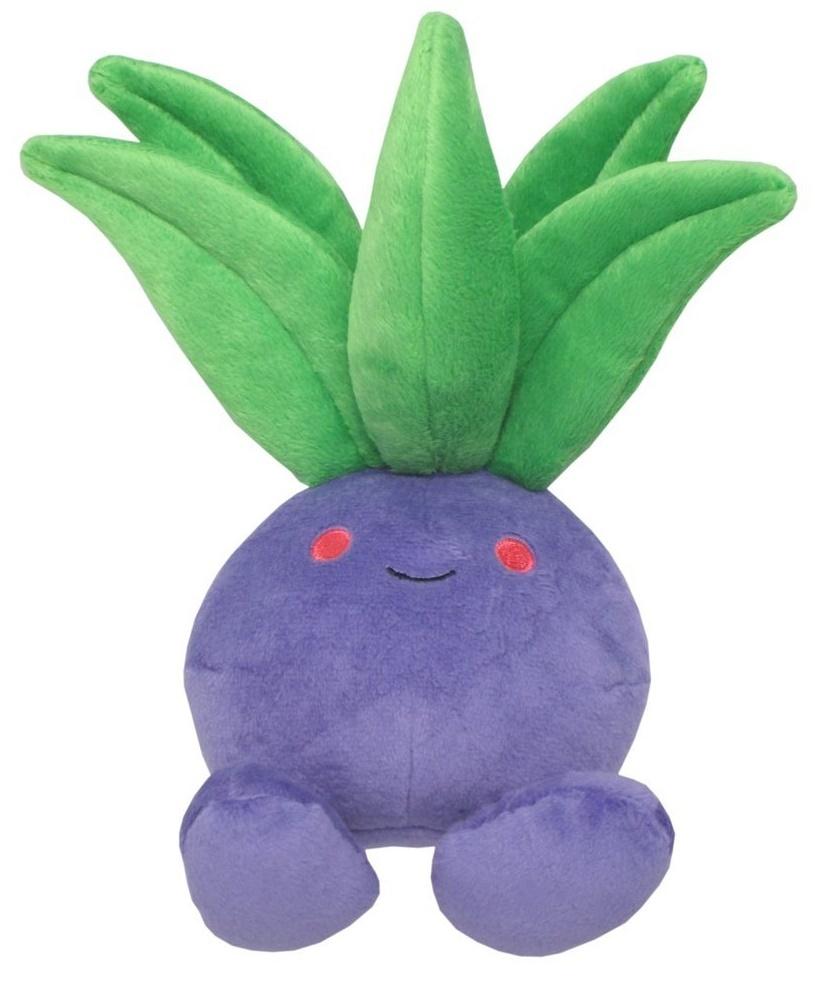 Pokemon: Oddish Stuffed Toy - Small image