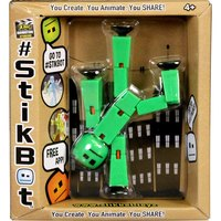 Stikbot: Single Pack - Bright Green