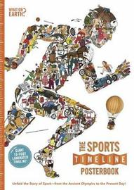 The Sports Timeline Posterbook by Christopher Lloyd