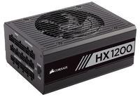 1200W Corsair HX1200 80 Plus Platinum High Performance Power Supply