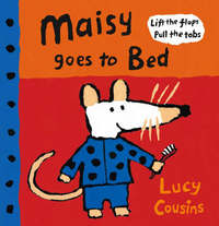 Maisy Goes to Bed: Mini Edition by Lucy Cousins image