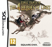 Final Fantasy: The 4 Heroes of Light for Nintendo DS