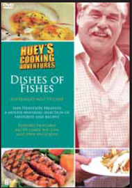 Huey's Cooking Adventures - Dishes of Fishes on DVD