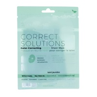 The Creme Shop Colour Correcting Mask Green