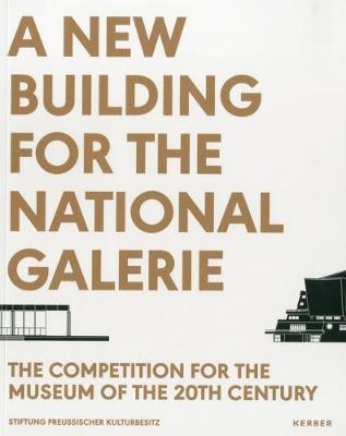 A New Building for the Nationalgalerie by Nils Ballhausen