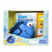 Finding Dory Book & Plush image