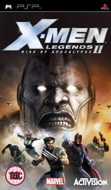 X-Men Legends II: Rise of Apocalypse for PSP image