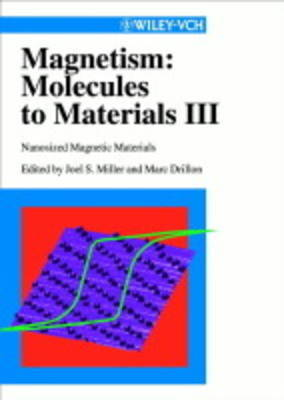 Magnetism: Molecules to Materials: v. 3: Nanosized Magnetic Materials image