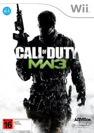 Call of Duty: Modern Warfare 3 for Nintendo Wii