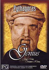 Genius - Pythagoras on DVD