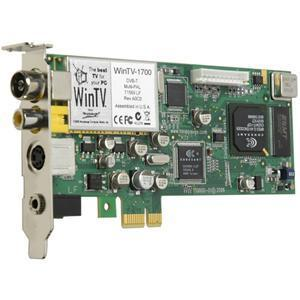 HAUPPAUGE Wintv HVR 1700 PCI-E (White box)