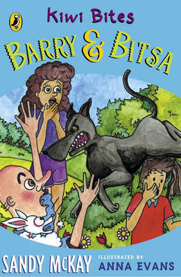 Barry and Bitsa by Sandy McKay