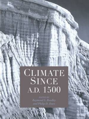 Climate since AD 1500 by R.S. Bradley image