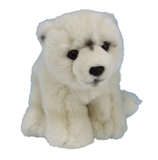 Polar Bear Plush - 22 cm
