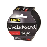 Scotch 1905R-Chalkboard Tape 48mm X 4.6m