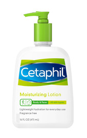 Cetaphil Moisturizing Lotion (500g)
