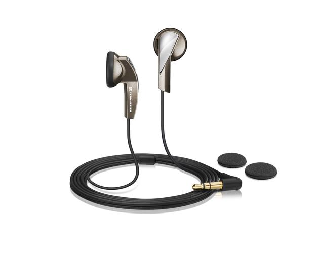 Sennheiser MX 365 Stereo Ear Phones (Brown)