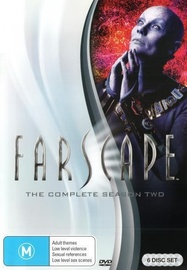 Farscape - The Complete Second Season on DVD
