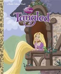 Disney Tangled: Little Golden Book by Ben Smiley