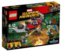 LEGO Super Heroes: Ravager Attack (76079)