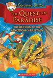 Geronimo Stilton: The Quest for Paradise (Kingdom of Fantasy #2) by Geronimo Stilton