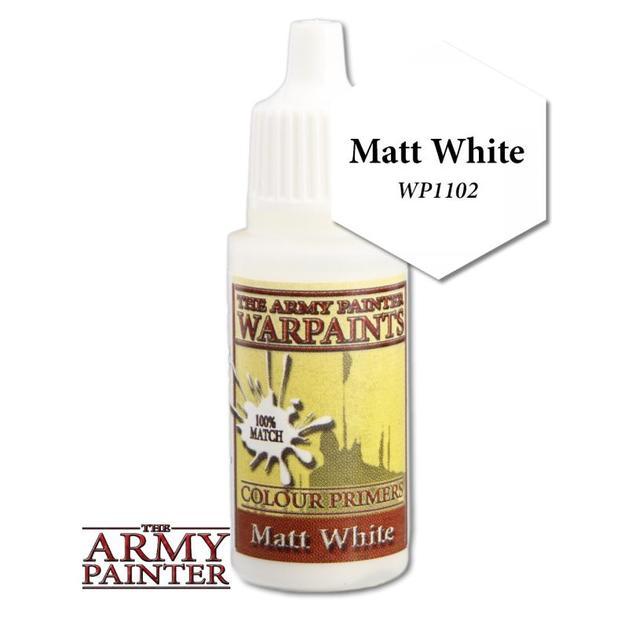 Matt White Warpaint