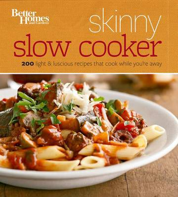 Better Homes and Gardens Skinny Slow Cooker by Better Homes & Gardens image