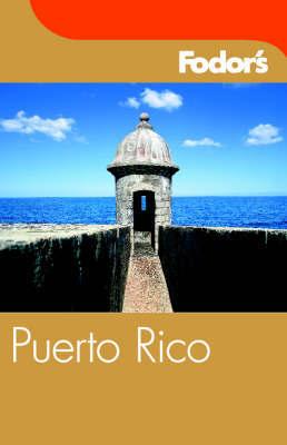 Fodor Puerto Rico by Fodor's